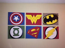 avengers wall decor wall shelves