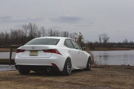 lexus is 250 tire size 3is aftermarket wheel fitment thread specs offsets tire size