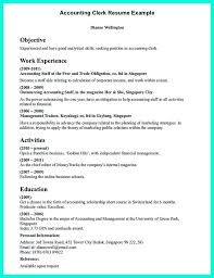 Office Clerical Resume Clerical Resume Templates Clerical Resume Sample Provides Your