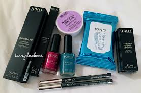 inglot and kiko milano cosmetics u2013 berryduchess com