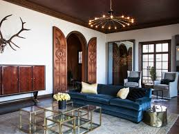 Interior Arched French Doors by 15 Ethnical Style Living Room Design Ideas 18484 Living Room Ideas