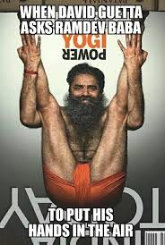photos twitterati is going meme crazy over baba ramdev s cover
