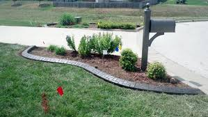 Mailbox Flower Bed Best Flower Bed Edging Ideas For Your Home Landscape Cheap Loversiq