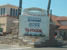 Bed Bath And Beyond Chico Ca Hayden U0027s Business Blog Tj Maxx And Other Tenants Coming To Town