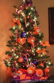 football tree lights decoration