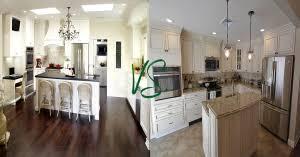 debating between granite u0026 quartz kitchen countertops we can help