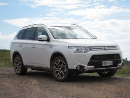 white mitsubishi outlander 2015 mitsubishi outlander hybrid news reviews msrp ratings