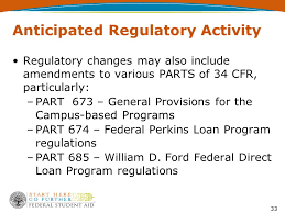 william d ford federal direct loan program session 22 overview of the federal direct perkins loan program