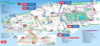 Street Map Of Nyc Download Street Map Of New York City Manhattan Major Tourist Best