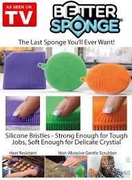 seen on tv 3 pack better sponge 1734