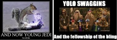 Star Wars Christmas Meme - it s a meme off star wars vs lord of the rings the dark carnival