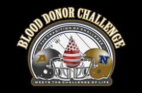Challenge Blood Army Navy Blood Donor Challenge Underway U S Department Of
