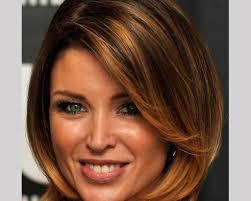 medium long bob haircut women medium haircut