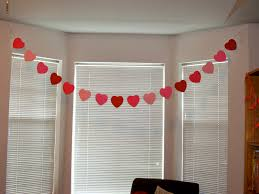 decorations sweet heart valentine u0027s day decor paper and cake