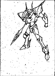 tekkaman blade sketch by coaster14 on deviantart