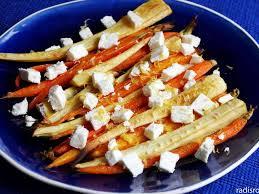 comment cuisiner panais recettes de panais et carottes