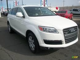 Audi Q7 2007 - 2007 audi q7 3 6 premium quattro in calla white 102307 auto
