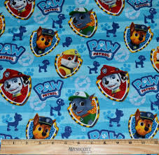 paw patrol halloween background retired paw patrol fabric 1 2 yard for quilting marshall