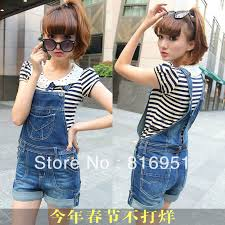 jean rompers and jumpsuits free shipping womans shorts plus size shorts denim shorts jumpsuit