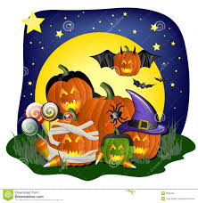 halloween graphic art festive halloween graphic royalty free stock image image 6509796