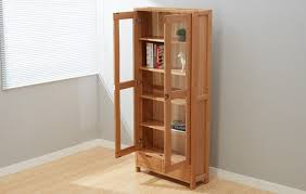 Glass Door Bookshelves by Bookshelves Glass Doors