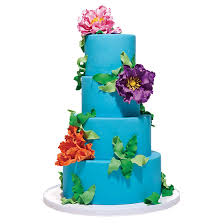 8 great summer wedding cakes the blog