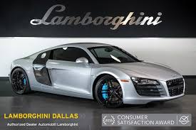 audi r8 2009 for sale used 2009 audi r8 for sale richardson tx stock lt0817 vin