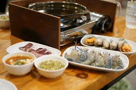 cuisine grill grill บ ฟเฟ ป งย างส งไม อ น ไม จำก ดเวลา home