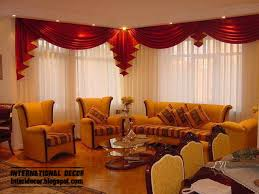 Awesome Living Room Curtain Designs Pictures Room Design Ideas - Curtain design for living room