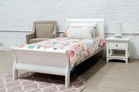single bed frame white designs single bed in white mia single bed