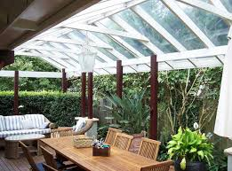 small decks with roof and pergola personable home outdoor room