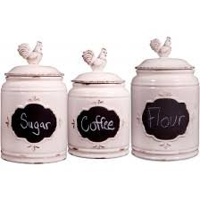 kitchen countertop canisters u0026 cookie jars everything kitchens