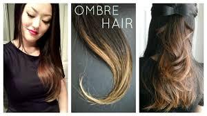top overcounter hair highlighter diy ombre balayage hair at home using box dye youtube