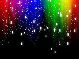 rainbow lights bg by shayde of dae on deviantart