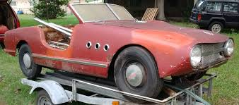 crosley car oddball creation 1948 crosley custom