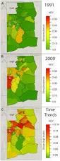 Elk Population Map Angela Brennan Phd Fish And Wildlife Biology University Of