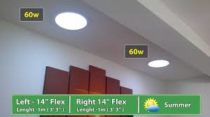 How Many Can Lights Do I Need by Before And After Velux Sun Tunnel And Solartube Suntube Install