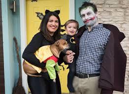 Batman Robin Dog Halloween Costumes 31 Family Halloween Costumes Ideas 2017