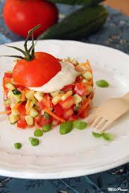 legume a cuisiner tartare de légumes sauce toute crue bouffe tartare