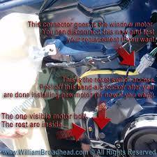 nissan titan window motor fixing a nissan quest window motor part 3 william broadhead