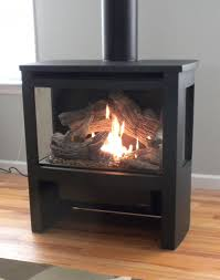 gas stove installation ground to crown chimney u0026 fireplace services