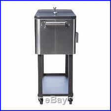 coolers and ice chests blog archive stainless steel cooler on