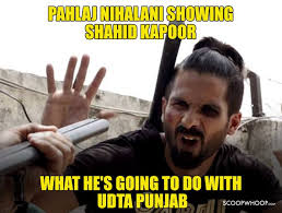 12 A Memes - these 12 memes are all that s left of udta punjab after all the cuts