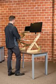 readydesk affordable standing desk portable lightweight and