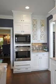 Kitchen Cabinet Doors Glass Elegant Kitchen Kitchens Blue Ceilings And Glass Doors