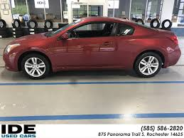 nissan altima 2013 low key battery pre owned 2013 nissan altima 2 5 s 2dr car in rochester uh5591