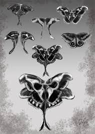 itzpapalotl s wings by zaefyra on deviantart itzpapalotl aztec