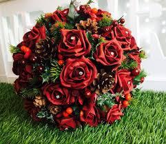 foam wedding flowers by joanne
