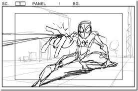 cartoon snap action storyboards super dynamic storytelling on