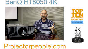 best home theater projectors 2015 benq ht8050 4k thx home theater projector youtube
